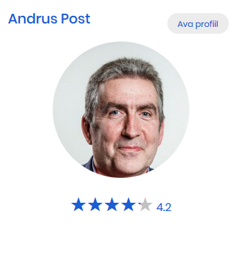 Andrus Post